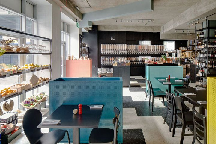 148 best store inside images on pinterest mass market for Retail interior designers in london