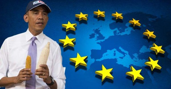 White House Blackmails Europe: Import Our GMOs or We Won't Import Your Cars