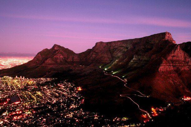Cape Town <3 <3 <3