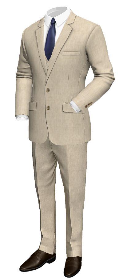 costume beige 3 pi ces en lin mariage pinterest costume beige costume beige mariage et. Black Bedroom Furniture Sets. Home Design Ideas