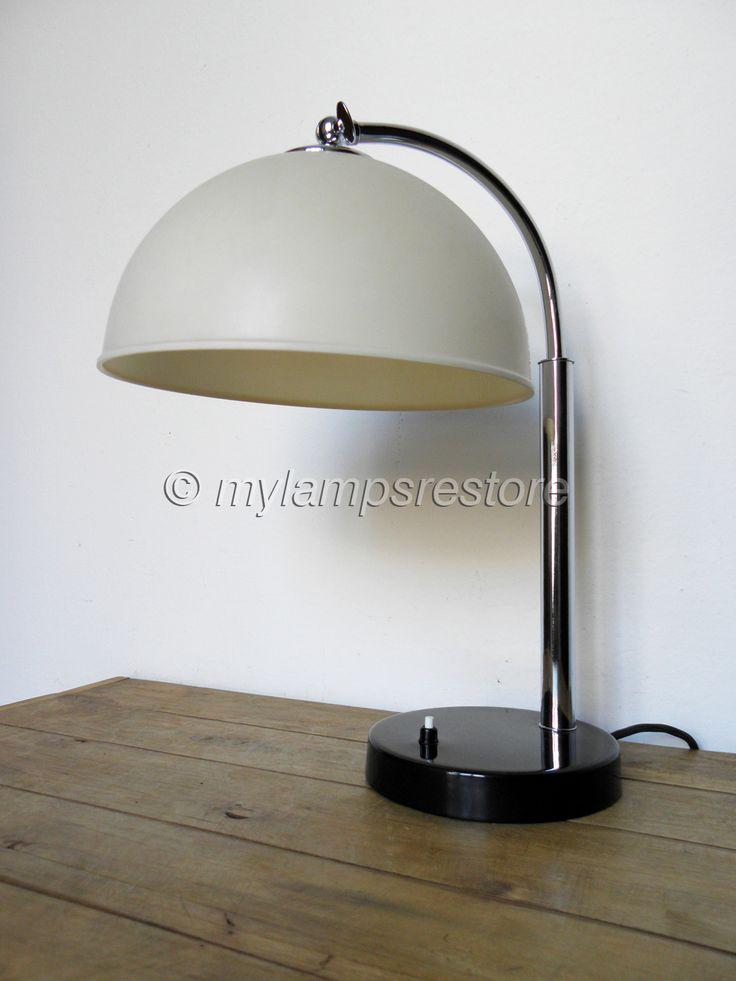 39 best Oude lampen info images on Pinterest | Bauhaus, Lamp light ...