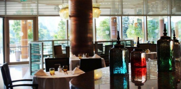 Enjoy the contemporary decor of La Spezia Restaurant!