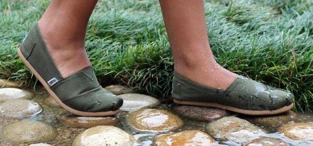 Непромокаемая обувь за 2 минуты 0