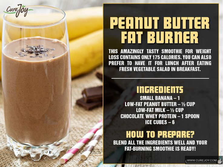 Quick and easy to prepare, these smoothie recipes are packed with refreshing fruits and MUFAs (monounsaturated fatty acids)—the Flat Belly Diet powerhouse ingredient that specifically targets belly fat. These 6 filling, creamy smoothies are perfect for breakfast, lunch, or a snack. #1. Belly Fat Cutter Banana Orange Smoothie #2. Fat