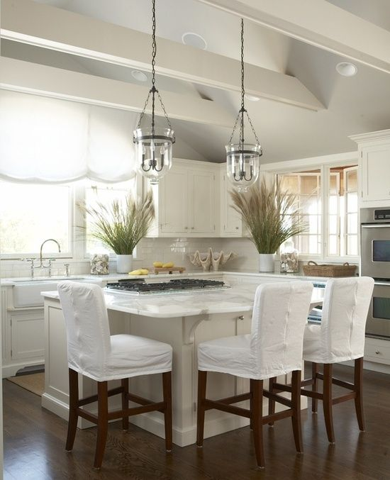 83 Best Woodharbor Cabinetry Images On Pinterest: 83 Best Coastal Kitchens Images On Pinterest