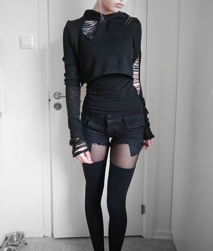 Best 25 Nu Goth Ideas On Pinterest