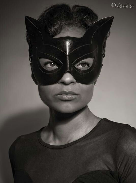 Cat Woman Eartha Kitt