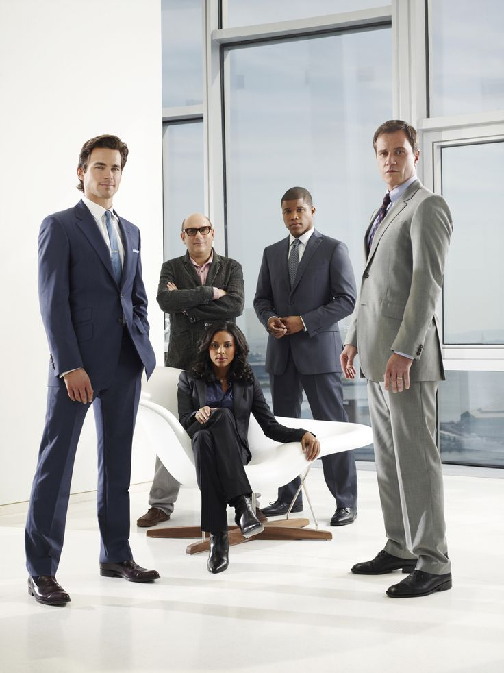 White Collar Cast - white-collar Photo
