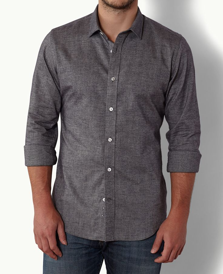 7 best trumaker style images on pinterest chambray for Bespoke shirts san francisco