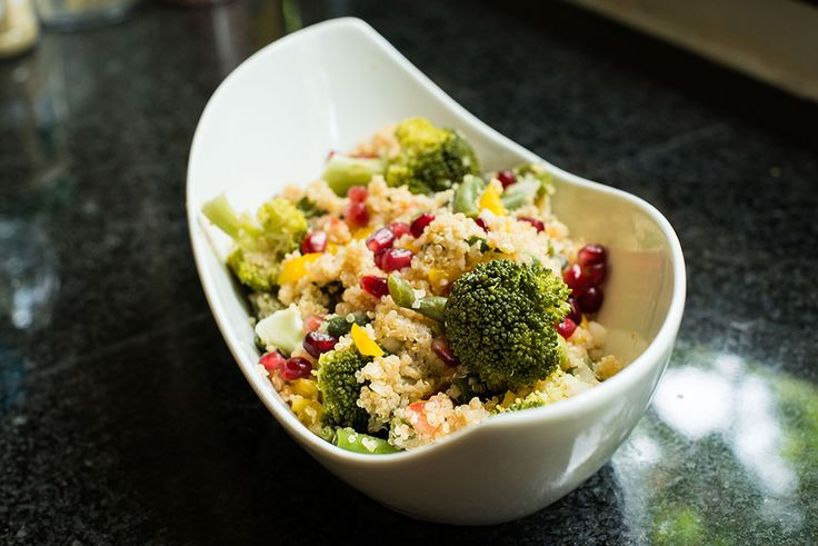 Ancient superfood #quinoa is simply mother of all grains  Check out my Quinoa Rainbowl recipe #Recipe #FoodForThought  More on  http://maiax.co/quinoa-rainbowl/