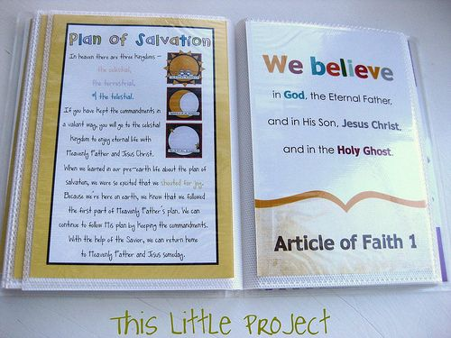 Reverence books to print and put in the dollar store photo books
