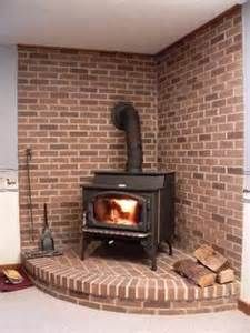 house ideas on pinterest wood stoves hearth and corner wood stove