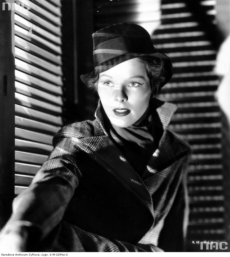 Katherine Hepburn, 1932-39.