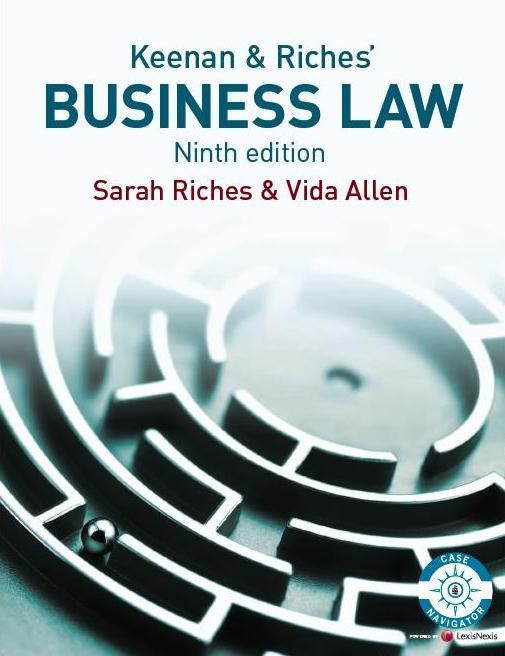20 best law government books wenzel thrifty nickel ecrater store im selling business law by sarah riches and vida allen 1000 onselz lawebooks fandeluxe Image collections
