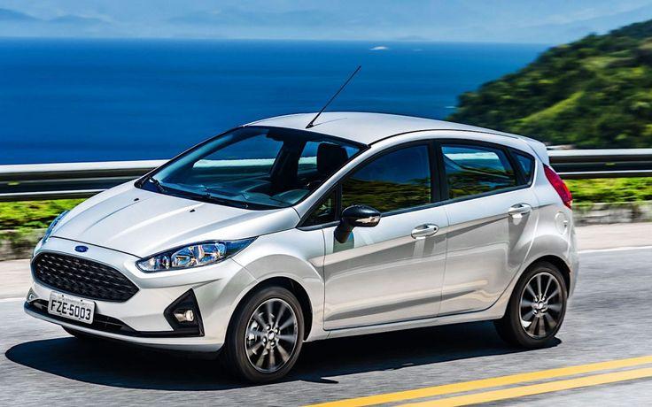 Ya a la venta en Chile el renovado Ford Fiesta