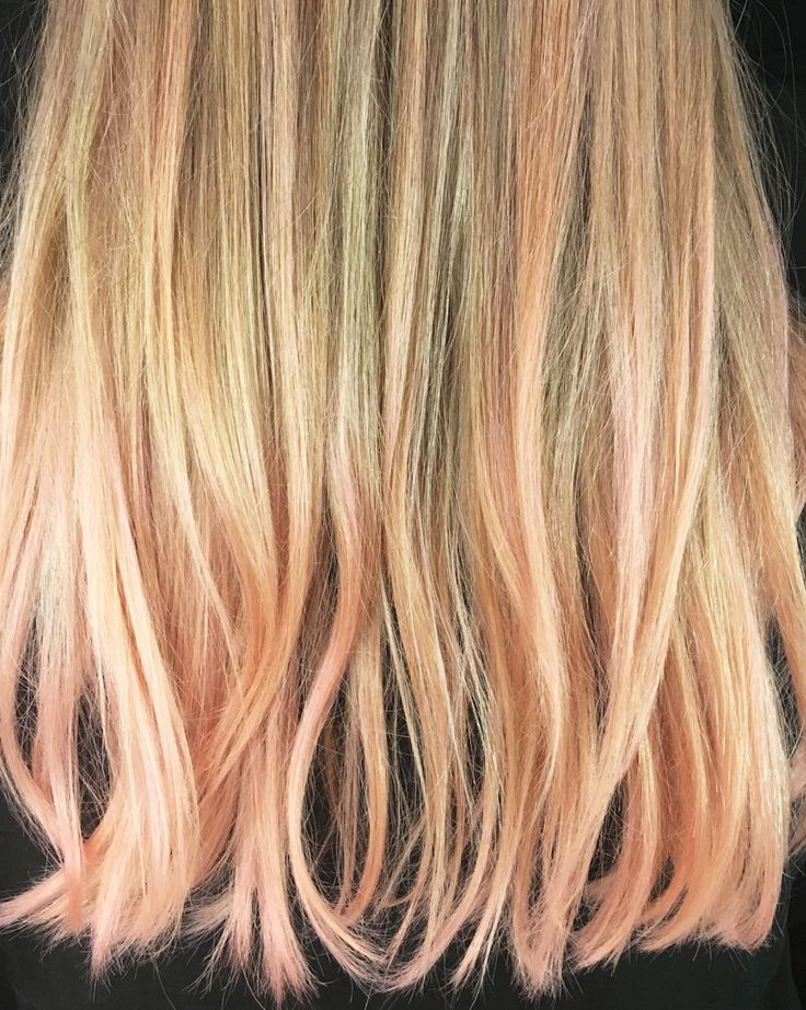 Blorange (Blonde + Orange) Is Our Latest Hair Color Obsession