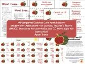 Kindergarten Common Core Math Packet (Apple Theme) product from Learning-4-Keeps on TeachersNotebook.com: Teacher Records, Kindergarten Math, Teacher Stuff, Student Teacher, Kindergarten Common Cores, Teachersnotebook Com 12, Students Teacher, Students Self Assessment