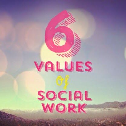 Beating The Social Work Exam: The 6 Core Values of Social Work to Remember for the Social Work Exam