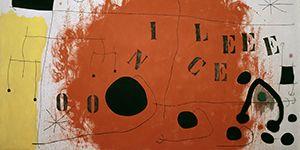 """""""Vers l'infiniment libre, vers l'infiniment grand"""", c'est sur cette belle thématique que le musée Paul Valéry de Sète propose d'explorer l'œuvre de #Miro. A travers 70 de ses œuvres-peintures, sculptures, œuvres sur papier- on peut ainsi décrypter le langage pictural de l'artiste. Jusqu'au 9 novembre 2014 au Musée Paul Valéry, 148 rue François Desnoyer, 34200 Sète"""