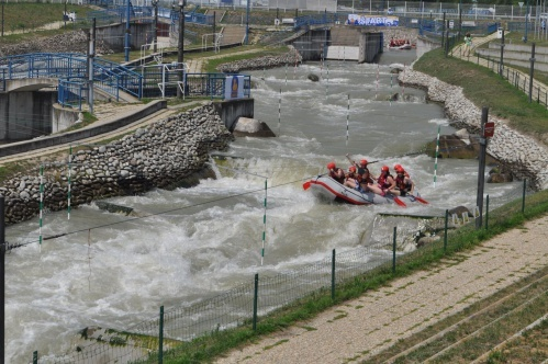 Water Sport Areal near Hotel