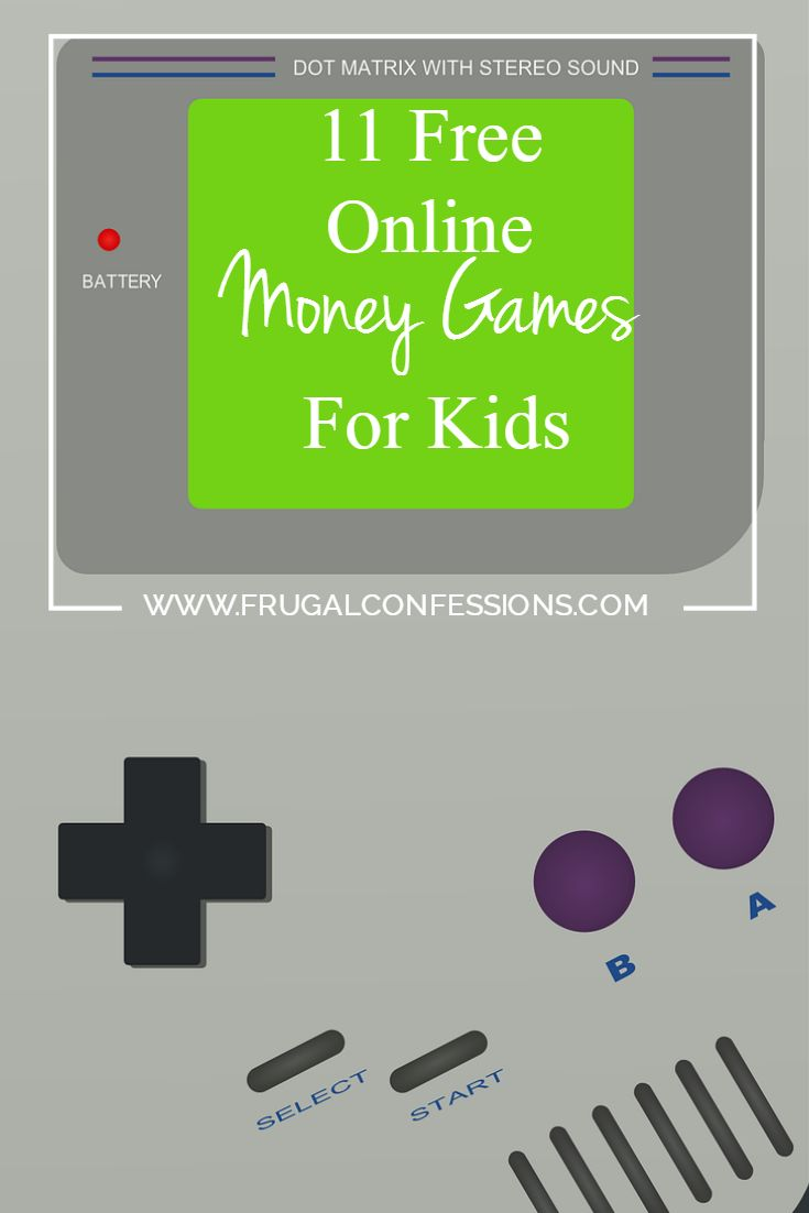 Online coloring games for 5 year olds - 11 Free Fun Money Games For Kids Online