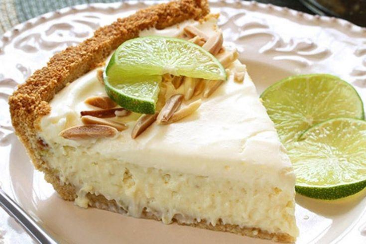 Aprende cómo hacer un rico postre de limón con galletas María en 5 minutos y sin horno! - IDEAS DE FIESTAS