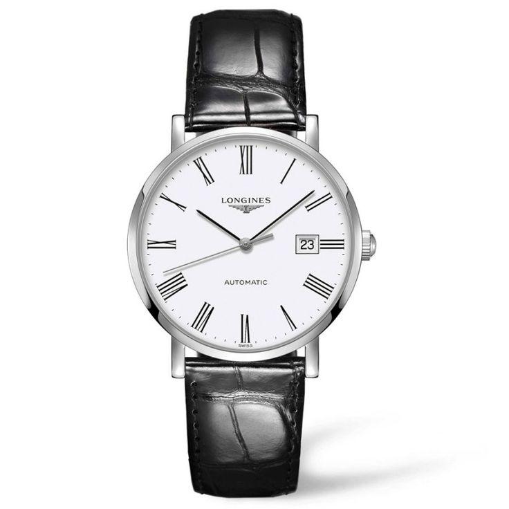 Reloj Longines Elegant Autmatic Hombre L49104112. Reloj automático