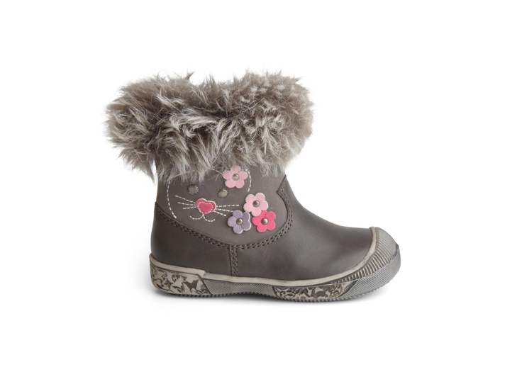 Fur Lined Boots - Brantano