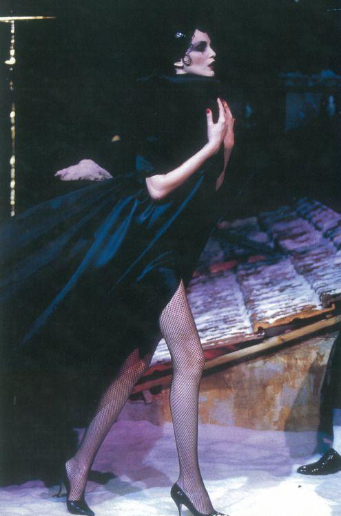 dinnerwithannawintour:  John Galliano Winter 95