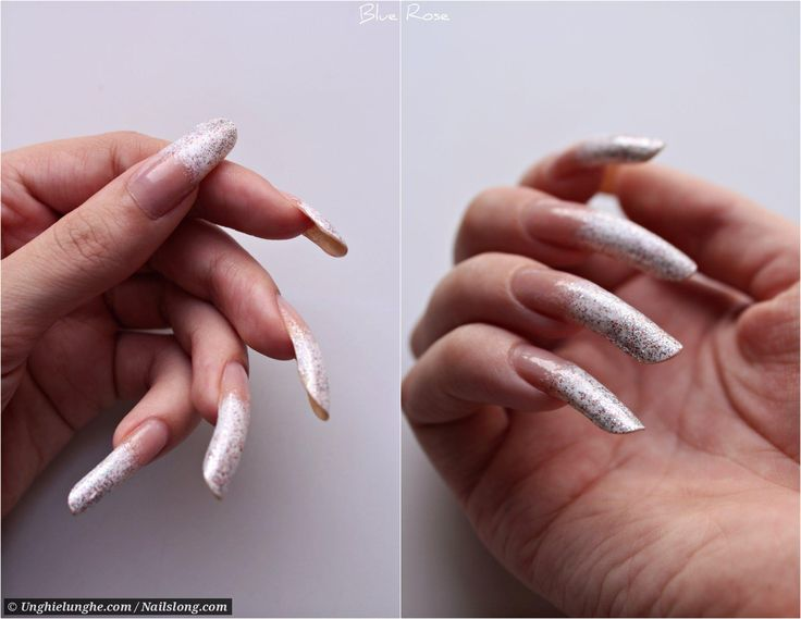 96 best Sexy long Nails images on Pinterest | Long nails, Nail ...
