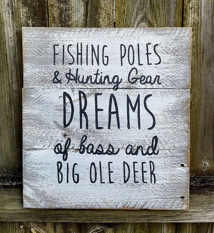 A personal favorite from my Etsy shop https://www.etsy.com/listing/489238080/fishing-poles-and-hunting-gear