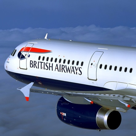 British Airways - Been a High Flyer Since I can remember