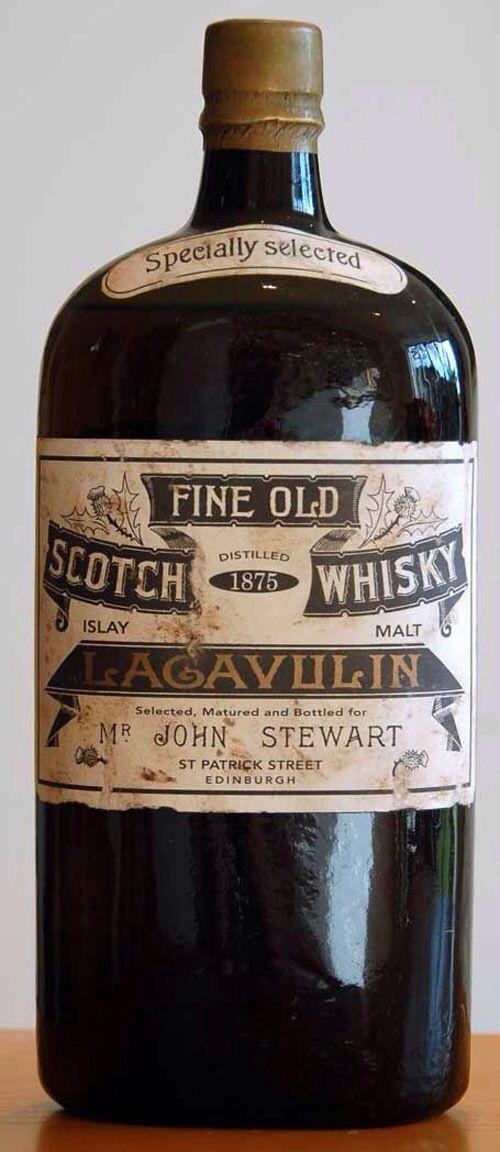 Swanson's scotch of choice