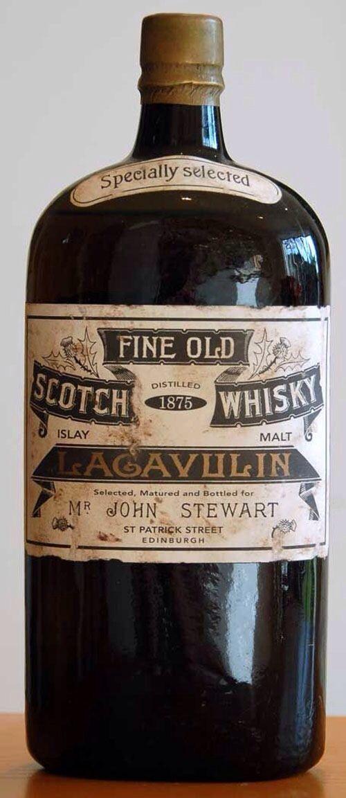 Swanson's scotch of choice
