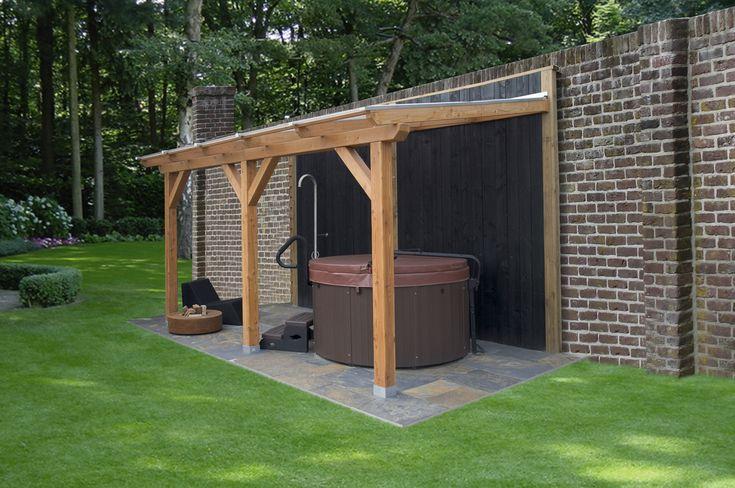 180944jpg 1232818 afdak pinterest - Garden Sheds With Veranda
