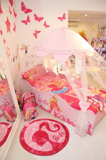 Barbie Bedroom In A Box: 14 Best Images About Barbie Room For Girls On Pinterest