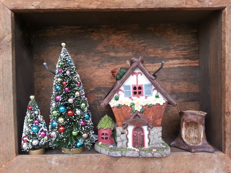 holidy fairy garden accessories from stauffers of kissel