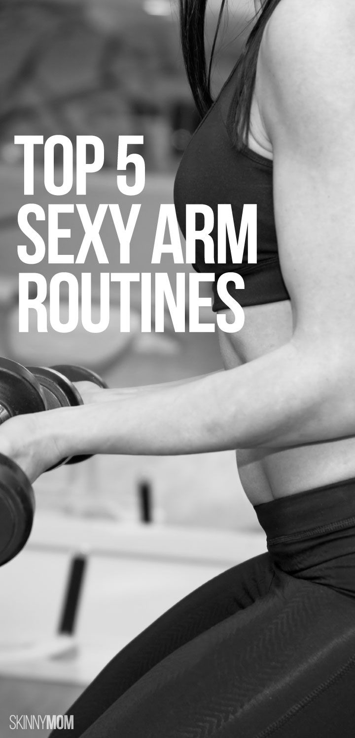 Pin these arm workouts for later.