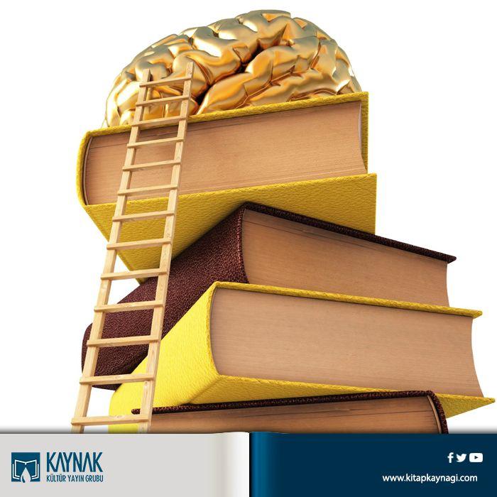 Kitapla kendine gelen tüm kitap severlere mutlu pazarlar… #kitapkaynagi #kaynakkultur #kitap #beyin #akıl #kitapsevgisi #merdiven #book #sunday #pazar