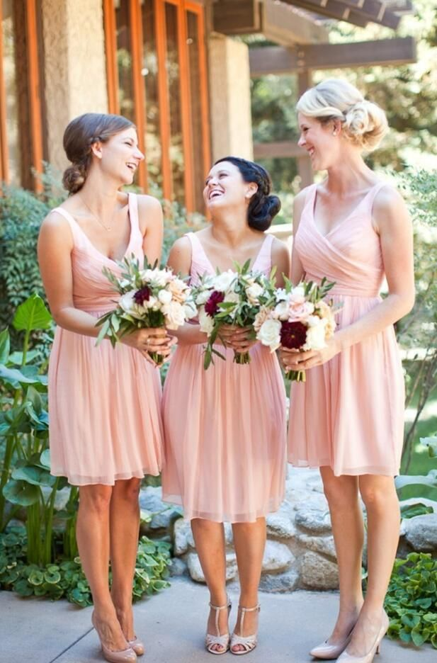 Mejores 32 imágenes de bridesmaid dress en Pinterest   Vestidos de ...