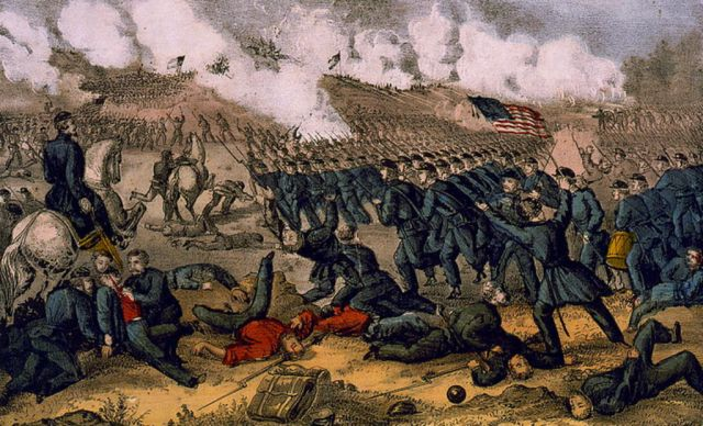 American Civil War: Battle of Fredericksburg