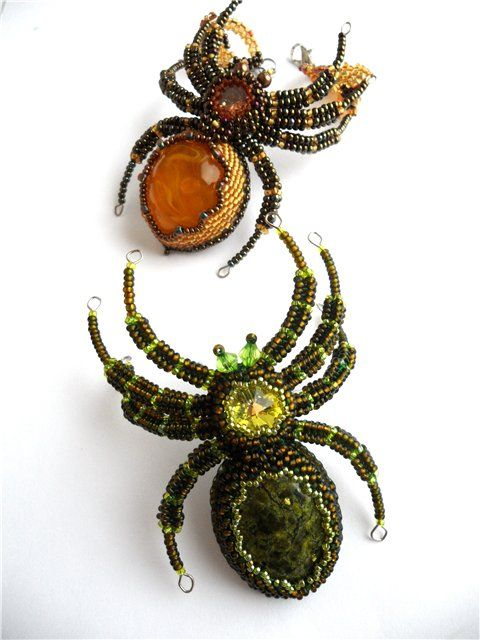 "Bracelet ""Spider Hameliosha""   biser.info - all about beads and beaded work"