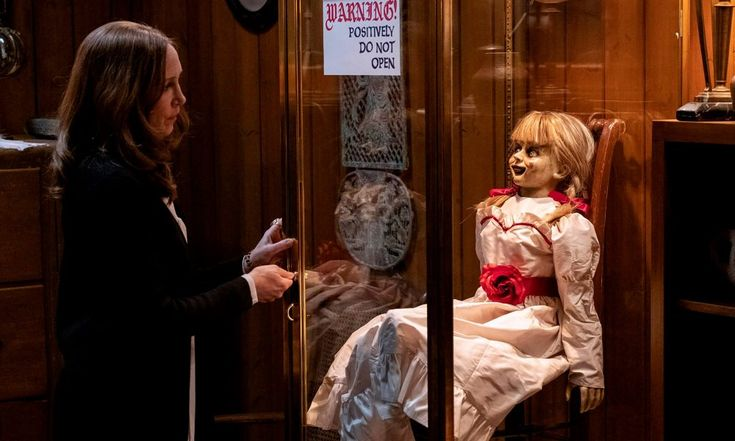Annabelle Comes Home With A Lot Of Friends This June Home Movies Movies To Watch Online Free Movies Online