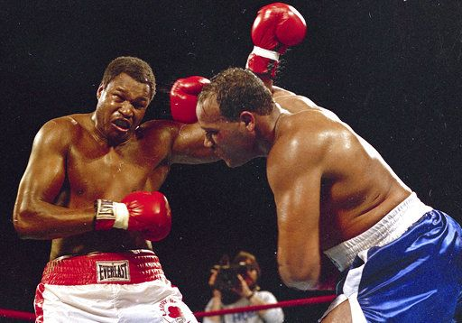RIP David Bey, Army vet who fought Larry Holmes for world heavyweight crown, dies at 60 https://link.crwd.fr/4N1p