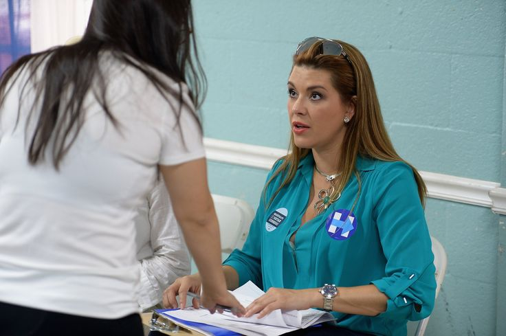 "Alicia Machado's story, who said Trump called her ""Miss Housekeeping"" - Business Insider"