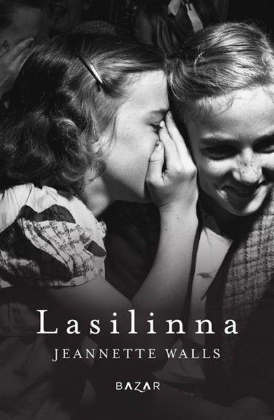 SUOSITTELEN: Lasilinna, Jeannette Walls. Tästä kirjasta voisi sanoa paljonkin, mutta ainakaan se ei jätä kylmäksi. Jeannette Wallsin tarina ihastuttaa ja vihastuttaa yhtaikaa, se on yksi riipaisevimpia muistelmateoksia, joihin olen koskaan tutustunut.