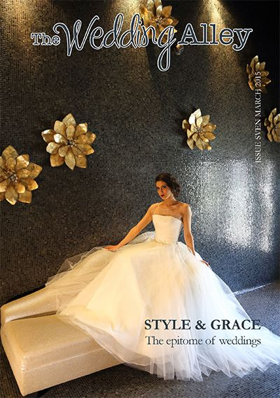 @theweddingalley Issue 7 Cover