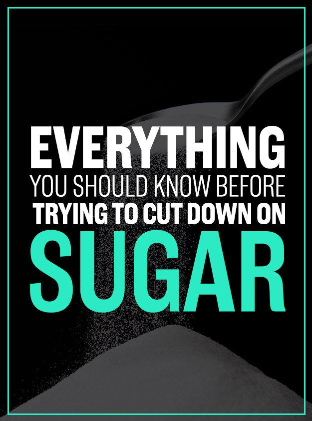 Here's How To Actually Stop Eating So Much Sugar