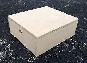 NEW-Plyometric-6-Box-Jump-Crossfit-Exercise-Equipment-MMA-Step-up-Plyo-Metric