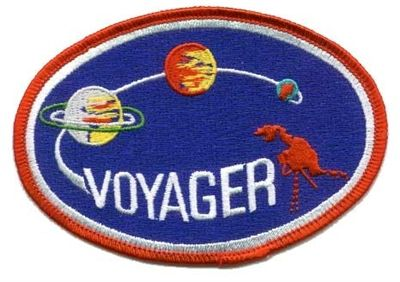 Voyager Mission Patch | NASA Patches